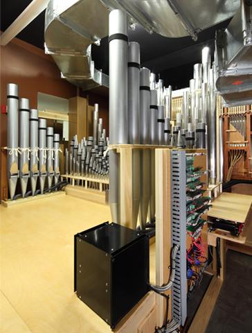 Organ studio