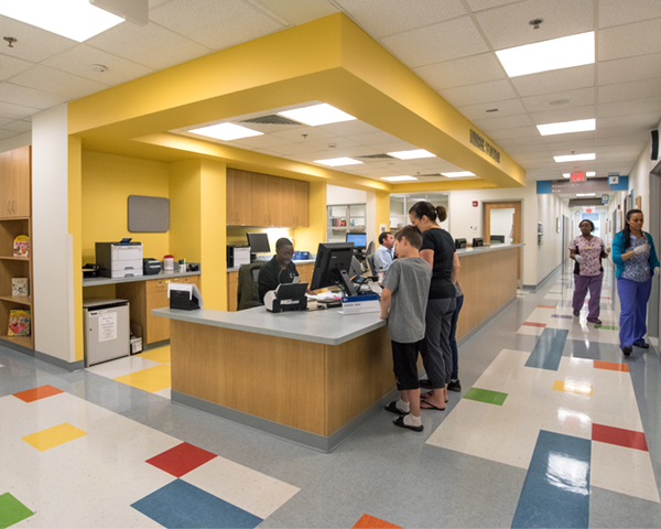Community Health and Literacy Center 15