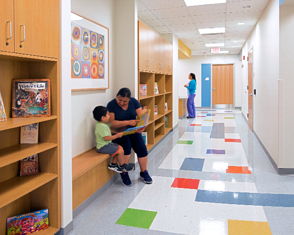 Community Health and Literacy Center 21