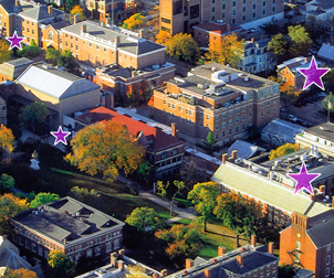 Brown University, Planning for Campus Life