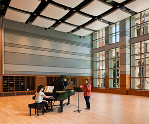Curtis Institute of Music, Lenfest Hall