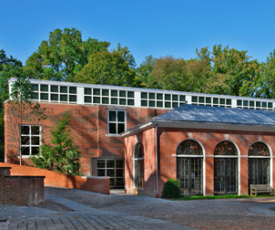 Dumbarton Oaks, New Library Building