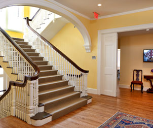 Harvard, Radcliffe Institute, Fay House Renovation