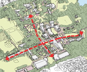 Haverford, Campus Master Plan