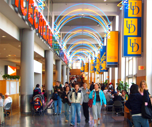 University of Delaware, Trabant University Center