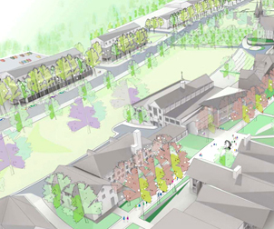 Villanova University, Campus Master Plan